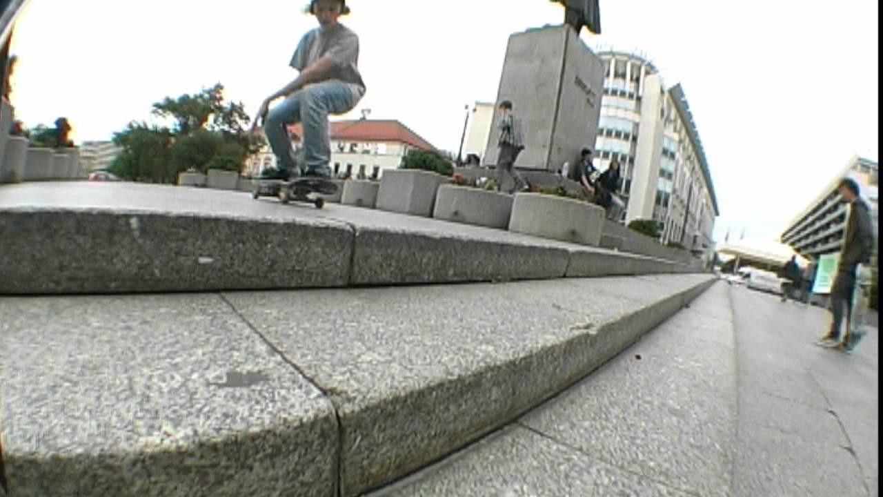 Jasiu Górski, 10 tricków na Witosie + bonus