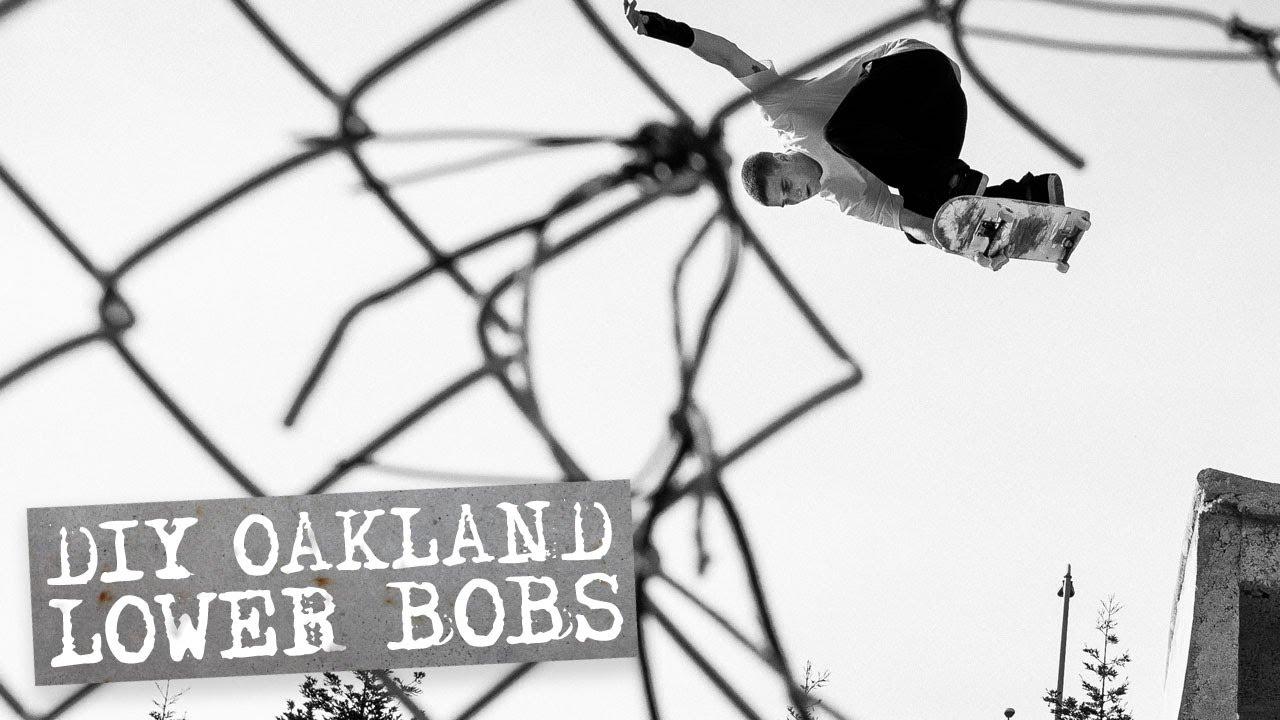 DIY Oakland: Lower Bobs