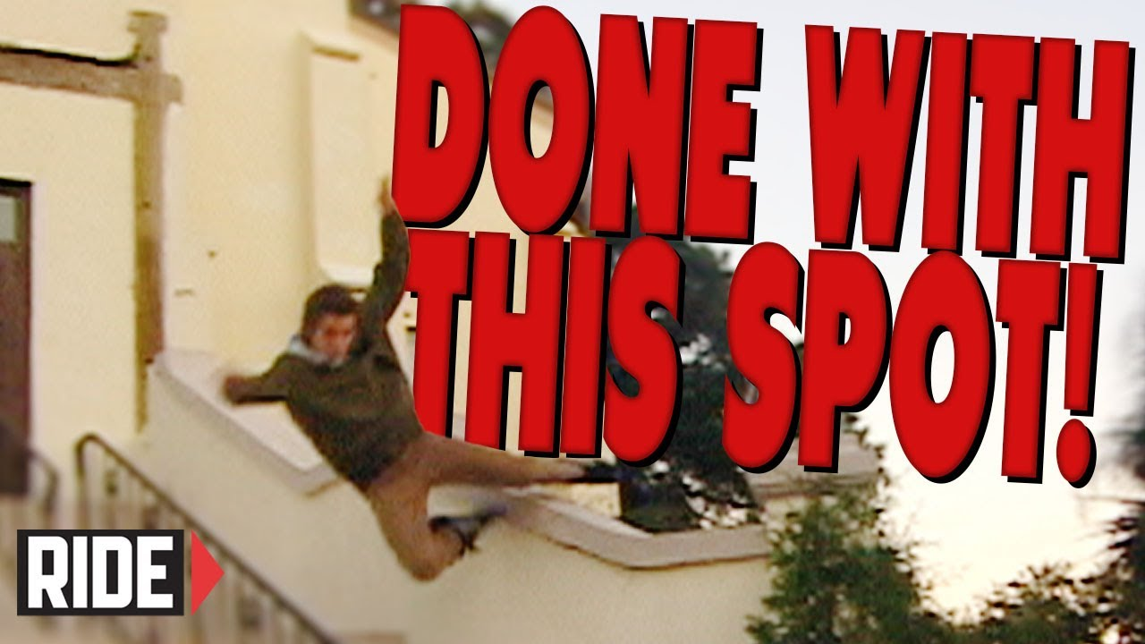 Done With This Spot! Niels Bennet Slam