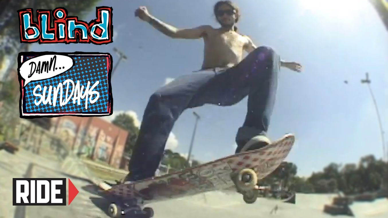 Filipe Ortiz Rain Or Shine – Blind Damn Sundays