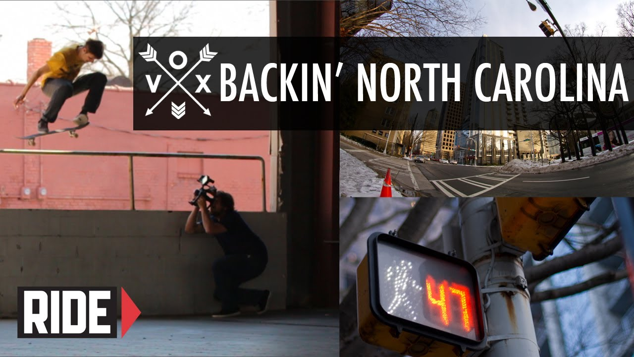 Voxfootwear Backin' North Carolina