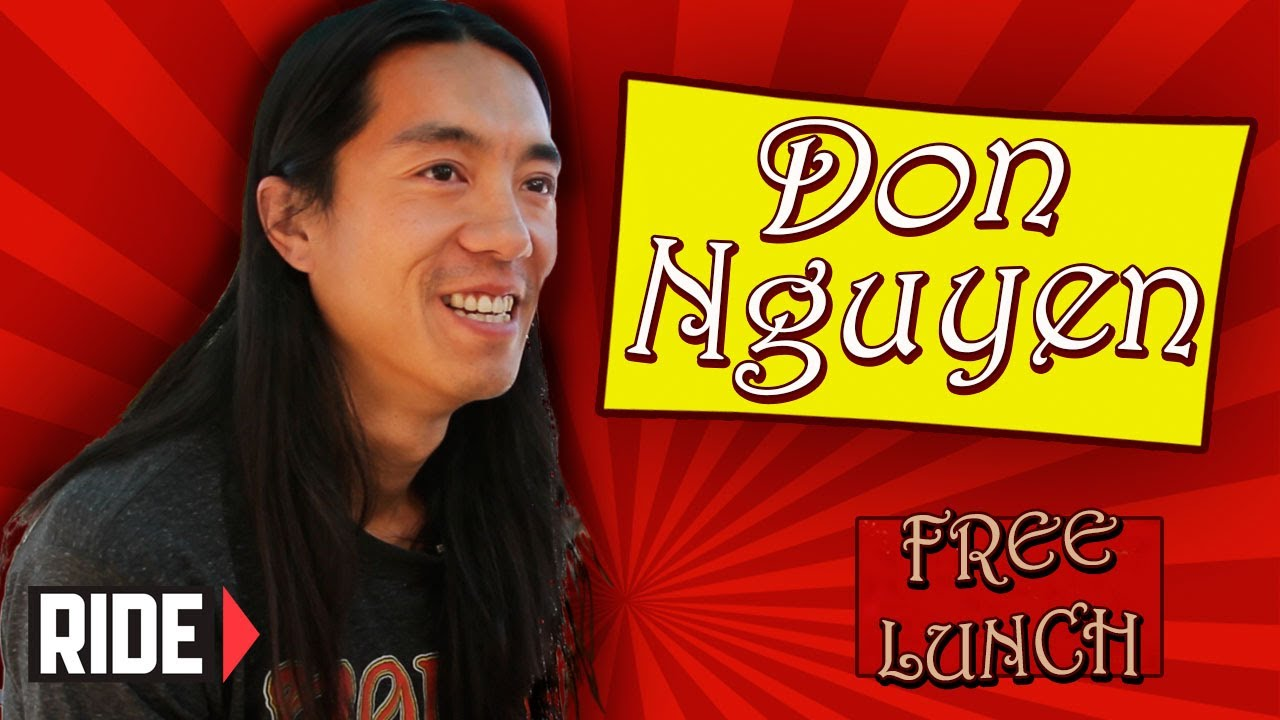 "Don ""The Nuge""  Nguyen – Baker 4, Vol 4 & More on Free Lunch"