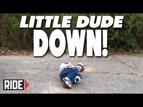 Little Dude Down! Nicholas Rodriguez SLAM