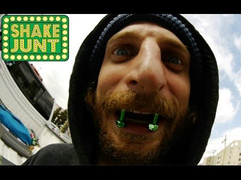 Lizard King Pro Bolts – Shake Junt