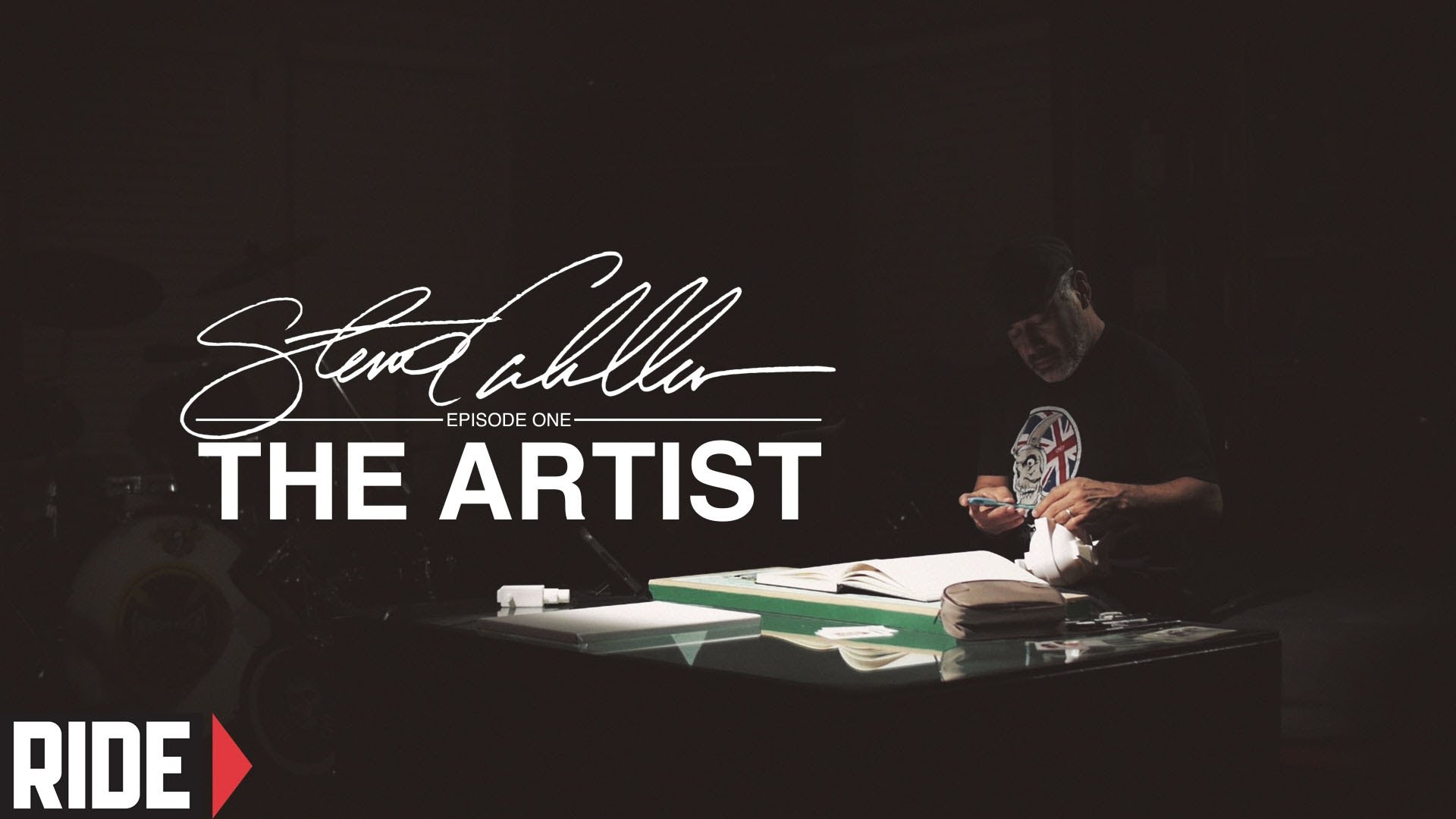 Steve Caballero The Artist – PUSH