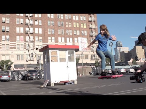 HUVr Tech – Tony Hawk Reveals Hoverboard Prank