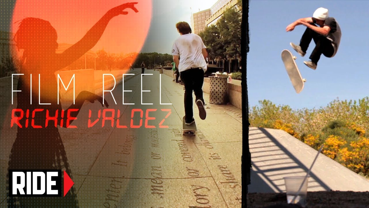 Richie Valdez – Film Reel on RIDE Ep. 1