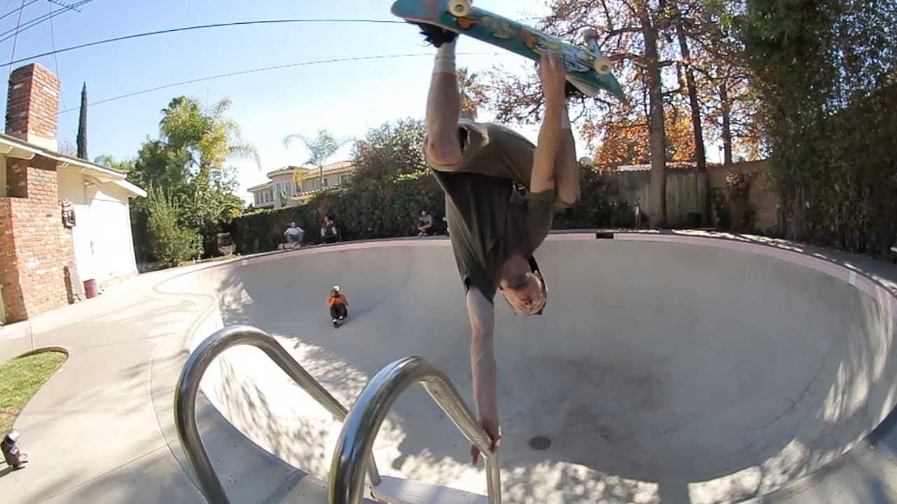 """Ben Raybourn """"Welcome"""" full part"""