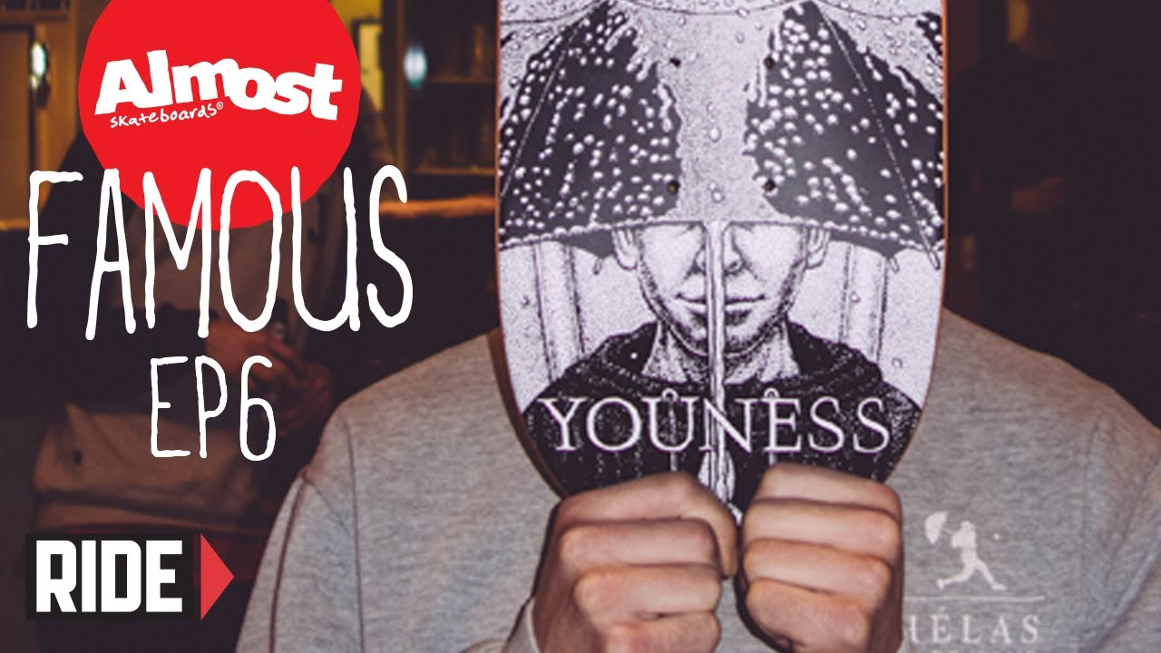 Youness Amrani is Pro – Almost Famous Ep. 6