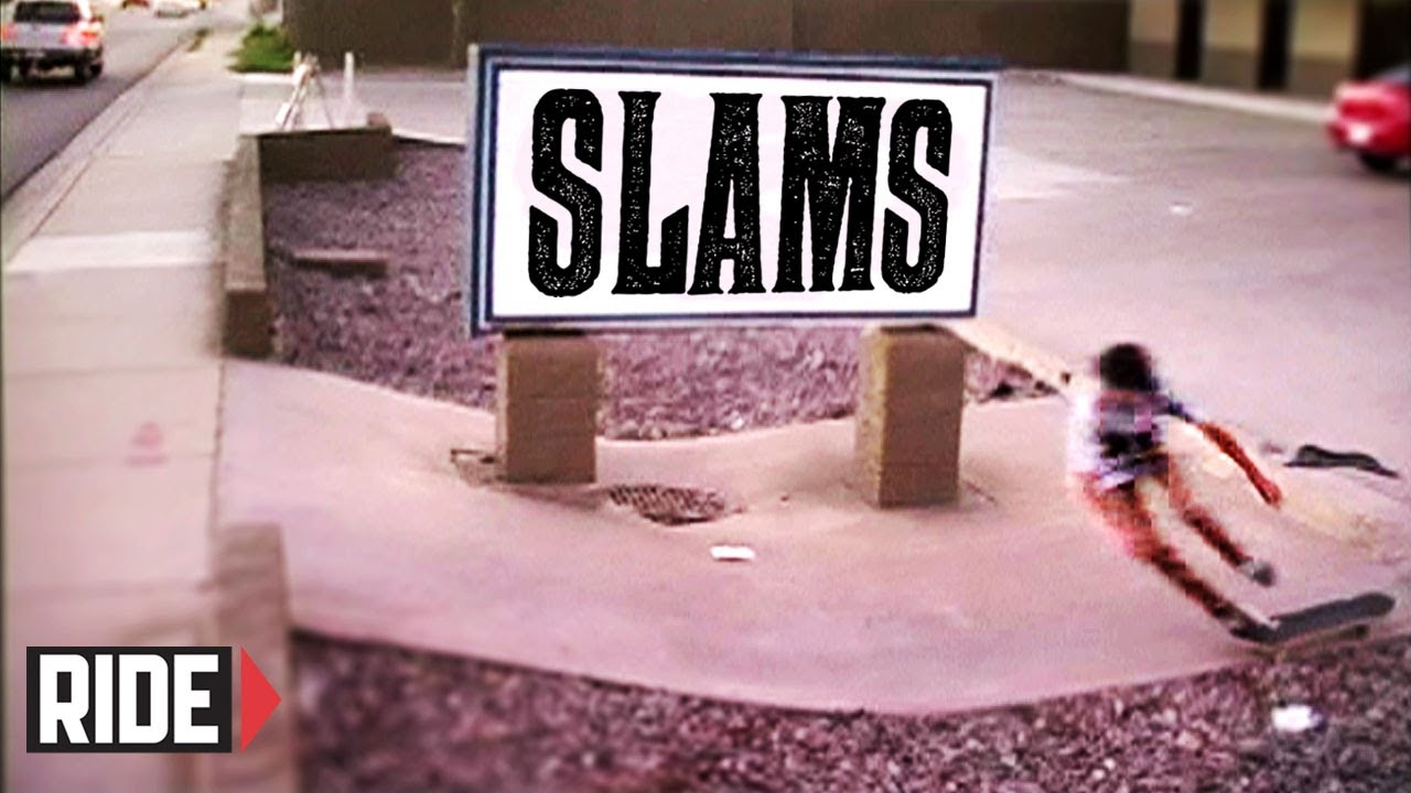 SLAMS – Matthew Evans