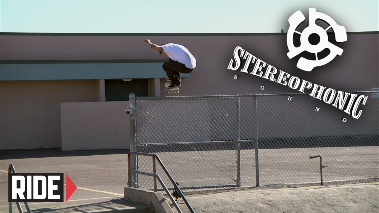 Jordan Hoffart in Stereophonic Sound: Volume 14