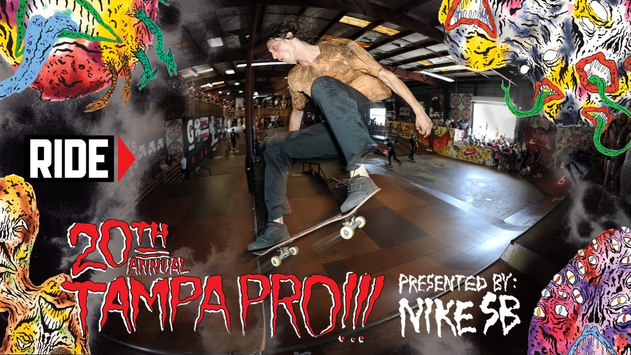 Lil Wayne, Shane O'Neill, and More – Tampa Pro 2014 – Day 3