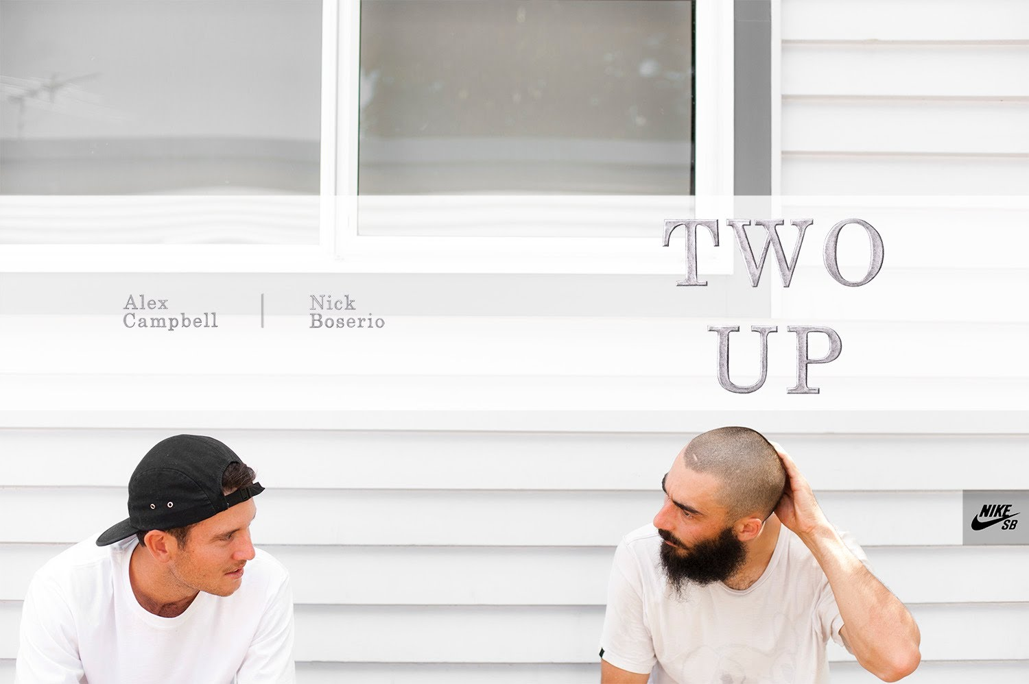 Nike SB Australia – Two Up with Nick Boserio and Alex Campbell