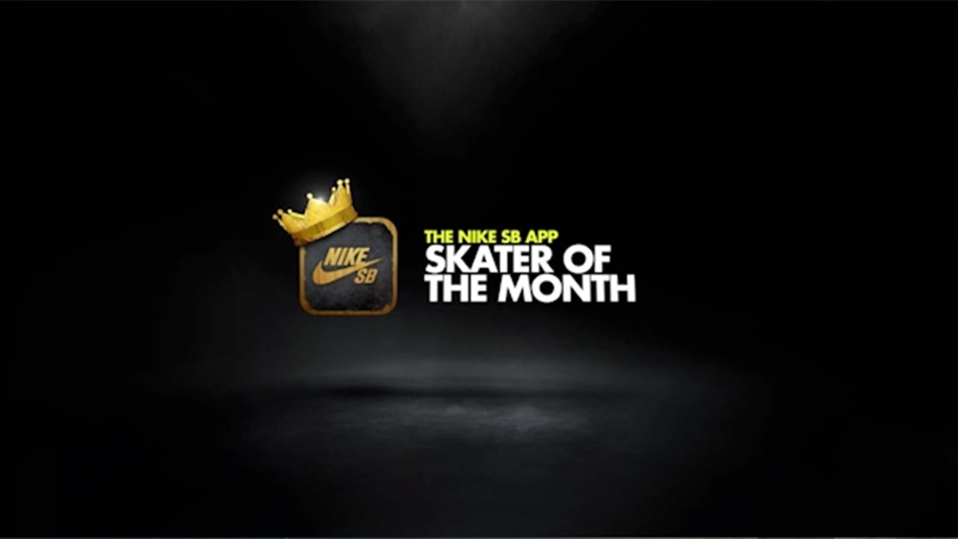The Nike SB app Skater of the Month – Mar 2014