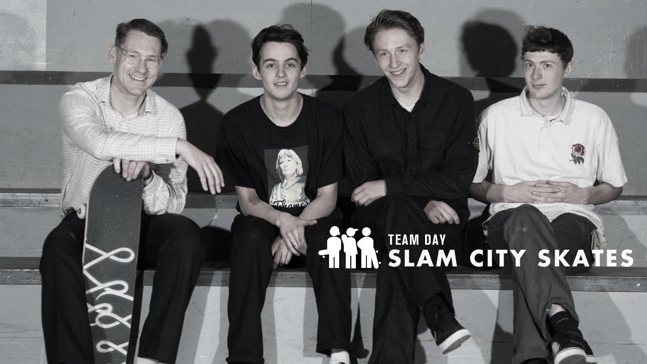 TEAM DAY – Slam City Skates London
