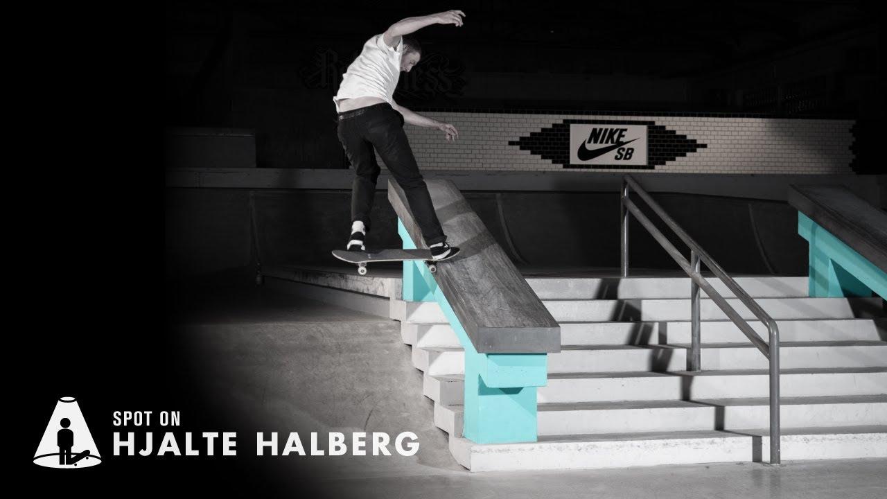 SPOT ON – Hjalte Halberg