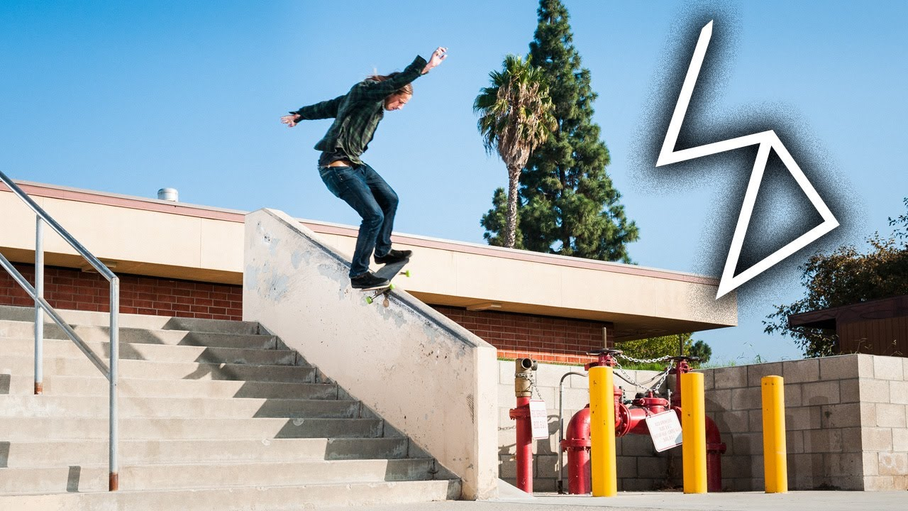 "Riley Hawk's ""Shep Dawgs Vol.4″ Part"