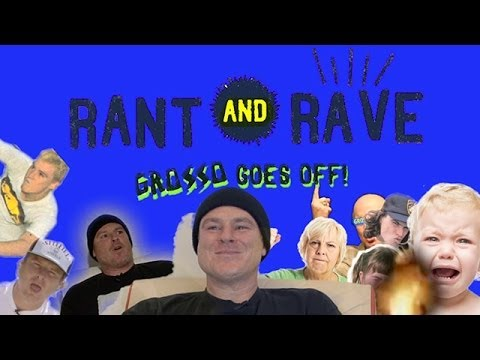 Jeff Grosso's Loveletters to Skateboarding – Rant and Rave