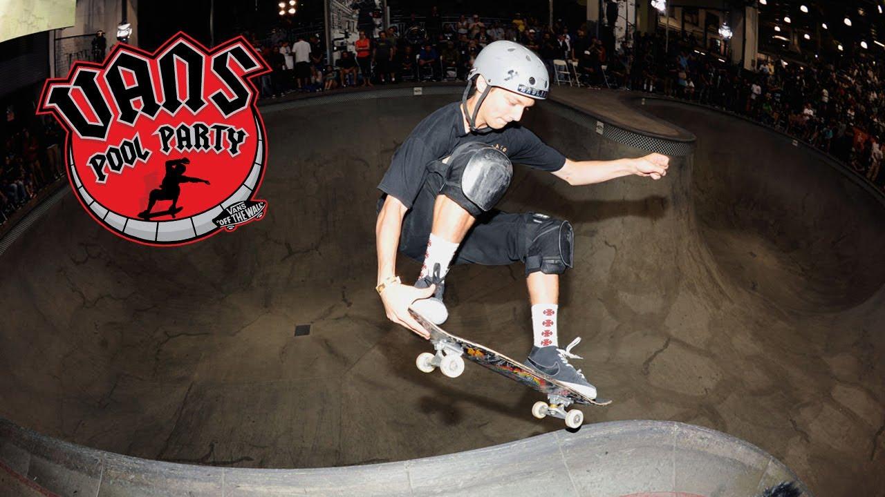 Vans Pool Party 2014 Finals
