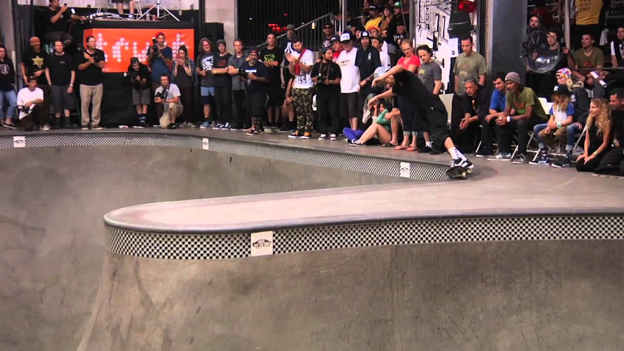 Tristan Rennie's Combi Contest Winning Runs