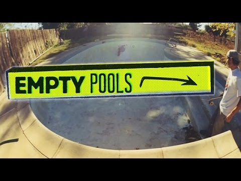 Jeff Grosso's Loveletters to Skateboarding – Empty Pools