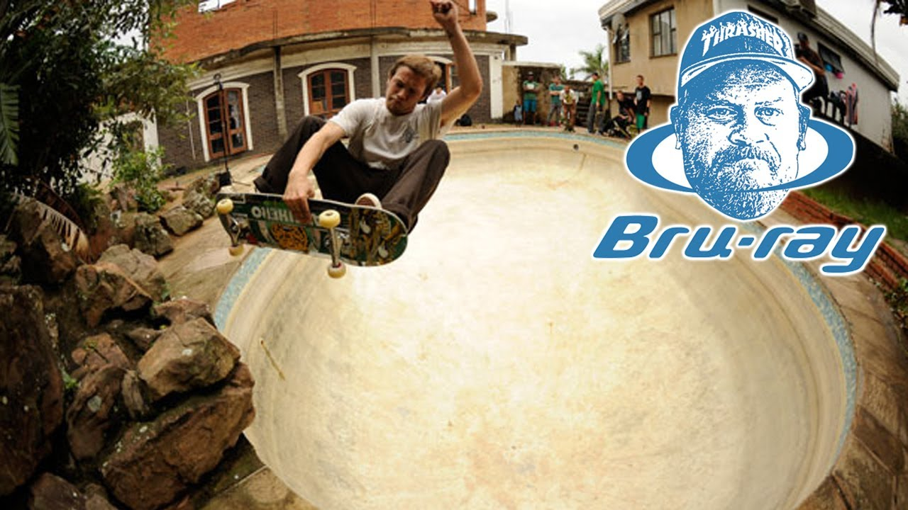 Bru-Ray: Backyard Blowout