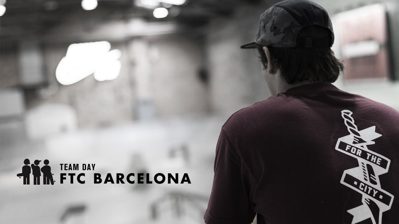 TEAM DAY – FTC Barcelona