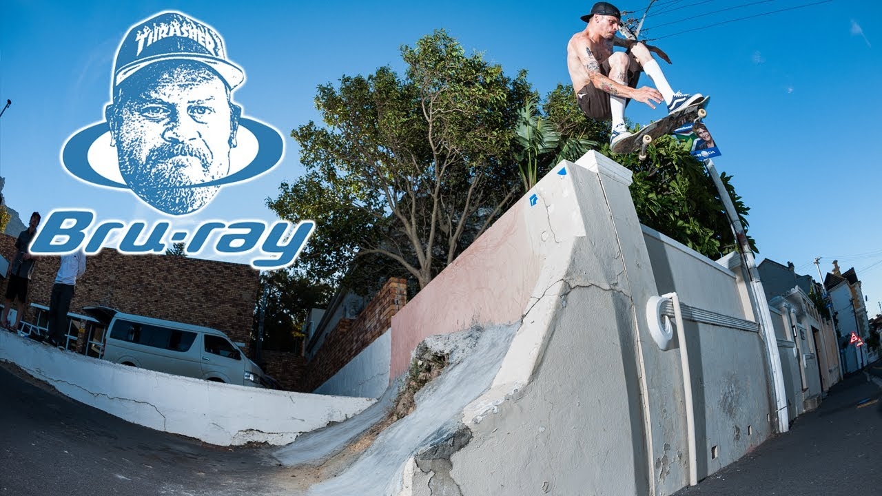 Bru-Ray: South Africa Yardsale