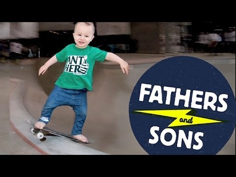 Jeff Grosso's Loveletters to Skateboarding – Fathers and Sons