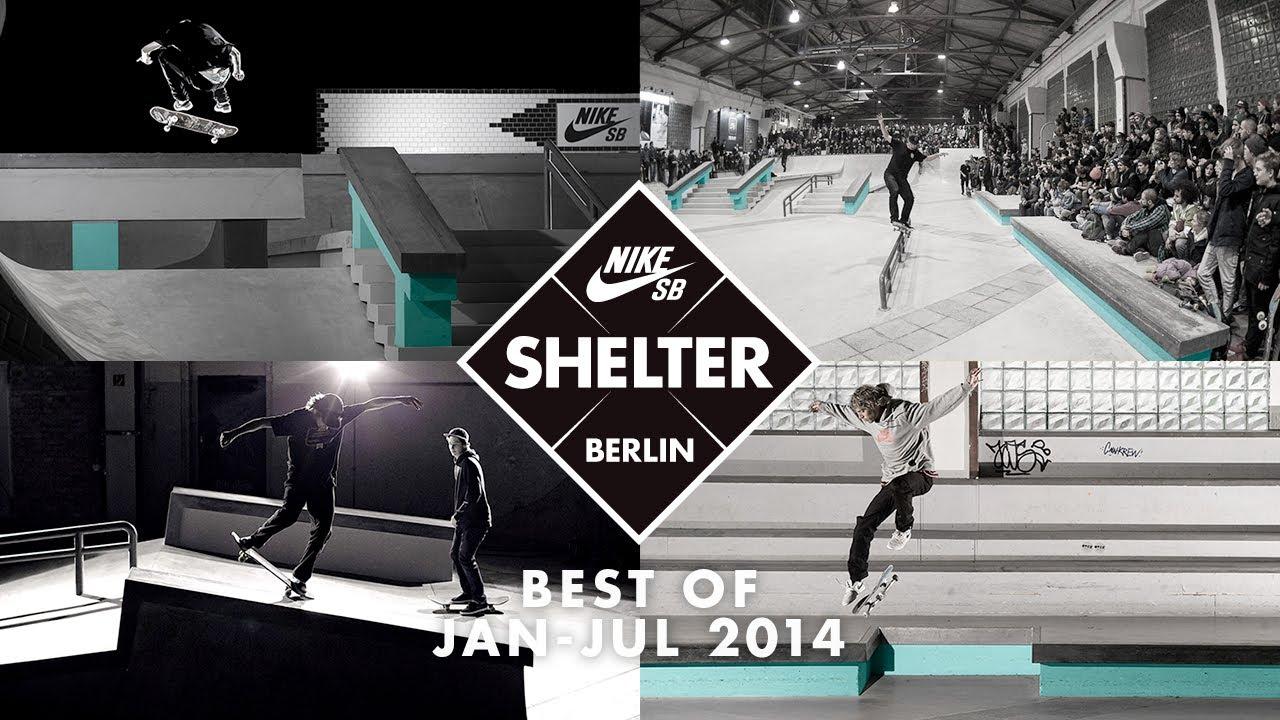 Nike SB Shelter – Best Of