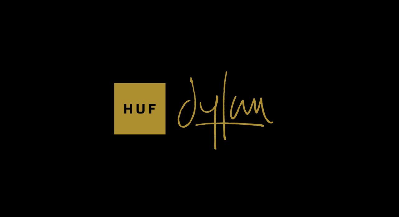 HUF Quality Footwear Presents: The Dylan