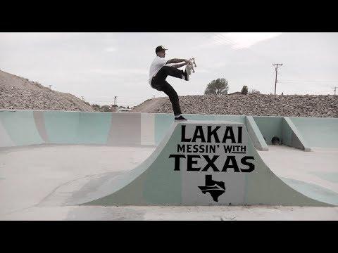 LAKAI: MESSIN' WITH TEXAS FEATURE