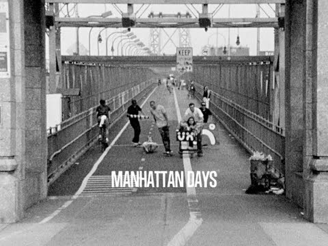 Manhattan Days – A film by Pontus Alv for Converse Cons
