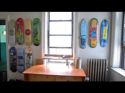 EUGENE KANG – The Terminal Skateshop run out of a Tiny NYC Apartment