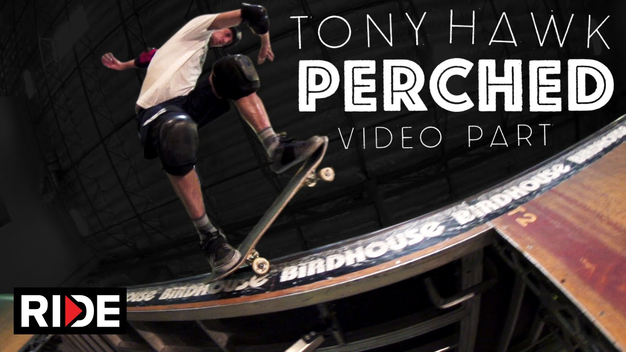 Tony Hawk 2014 Video Part – Perched