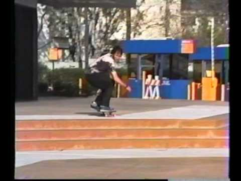 "Jason Lee ""Video Days"" (1991)"