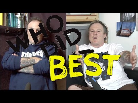 Jeff Grosso's Loveletters to Skateboarding – Who Did it Best?
