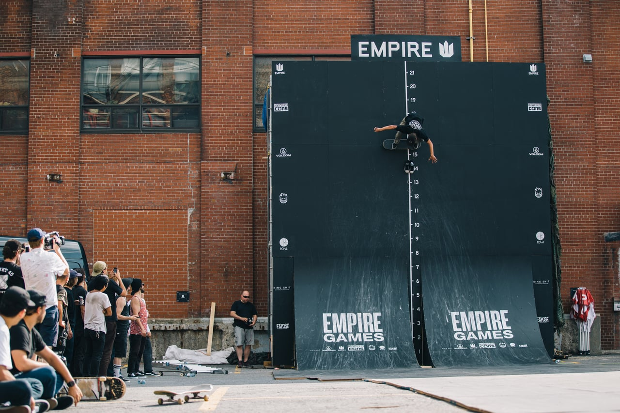 EMPIRE GAMES #2 presented by CONVERSE