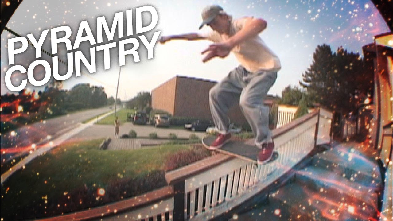 """Pyramid Country's """"Ripplescape"""" Teaser"""