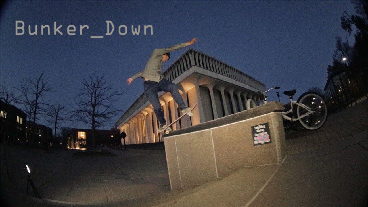 "Alien Workshop's ""Bunker Down"" Video"