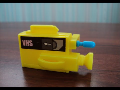 UNDERTOW VHS