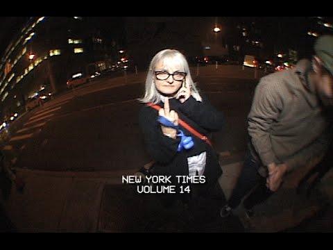 new york times v.14