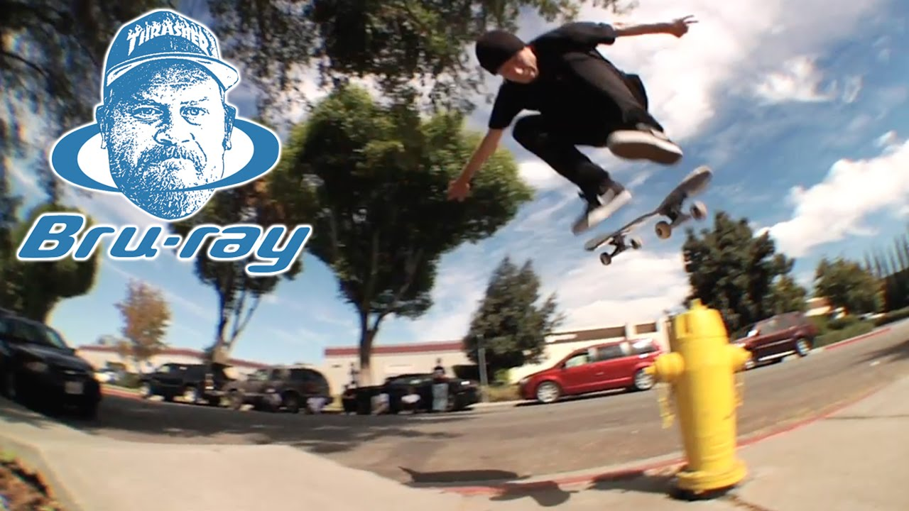 Bru-Ray: Euro Nike SB in SF Part 1